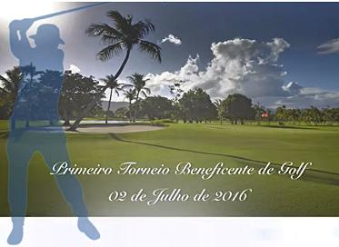 torneio golf destaque