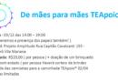 Evento de mães para mães TEApoio – 03/12